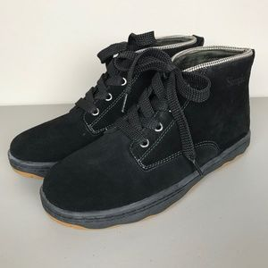 NEW Simple Shoes Men's 8 Chukka Lace Up Boot Black